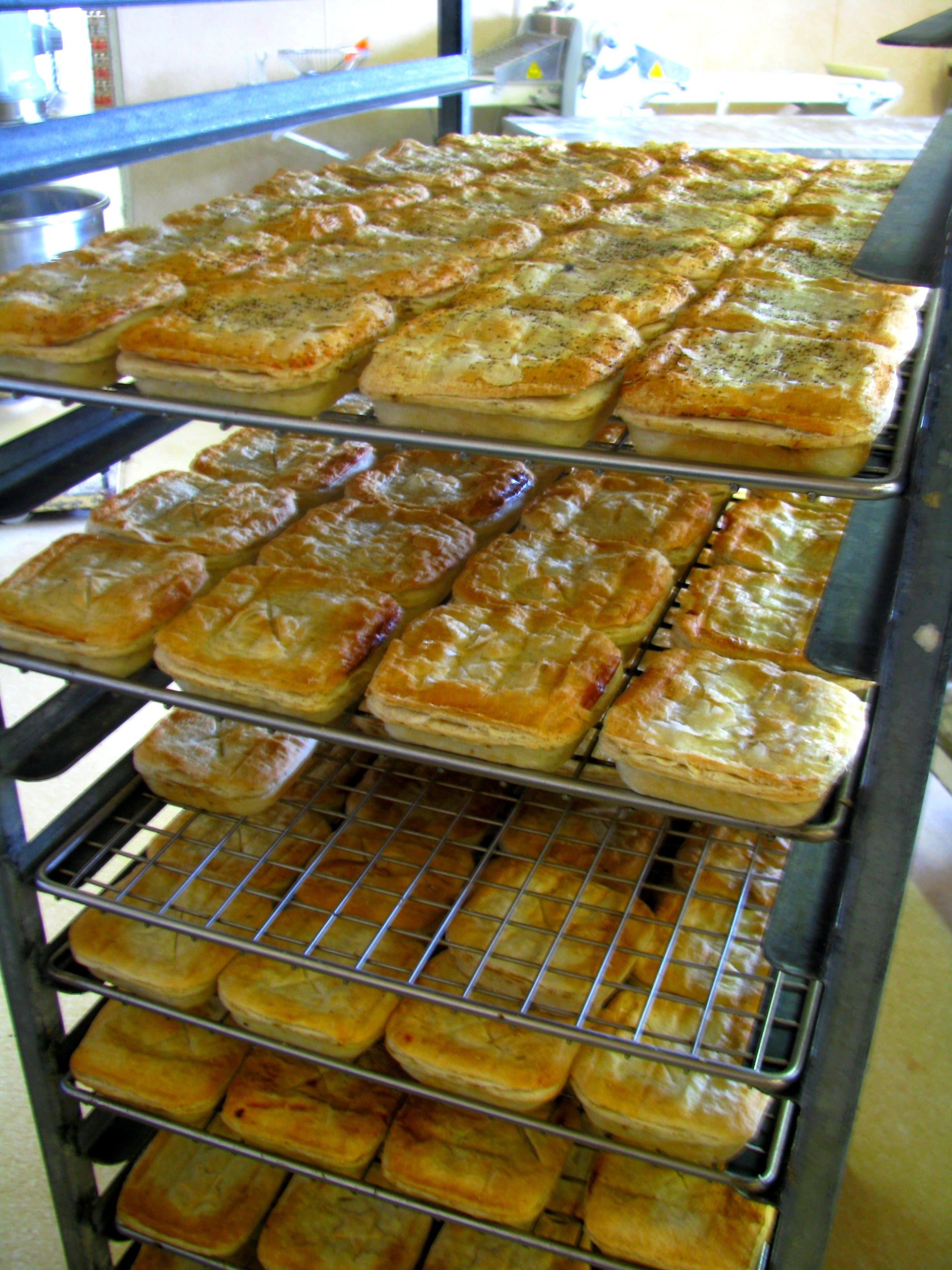 Fernvale Australia  City pictures : Baked pies | The Old Fernvale Bakery Cafe